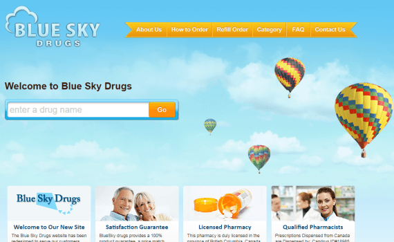 Bluesky Drugs – Most Recommended Source for Generic Meds
