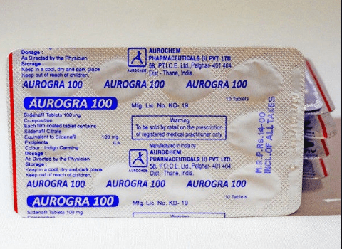 Aurogra 100 Mg Review